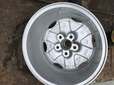 "REFURBISHED- Jaguar X300 X308 XJ40 16"" Dimple alloy wheel x1 8Jx16"