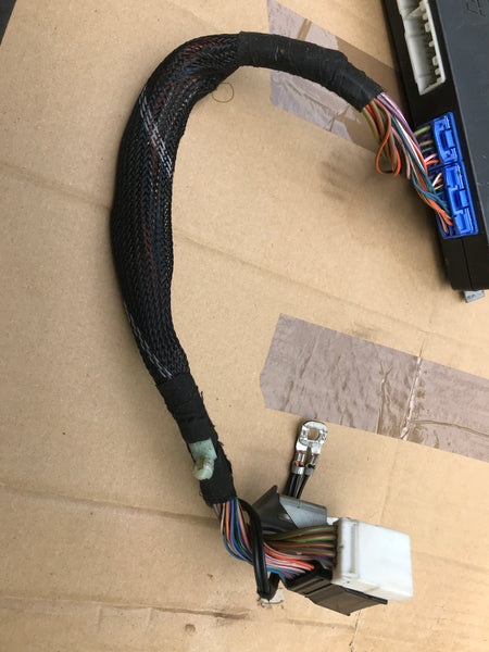 Jaguar x300 Front electric Seat ECU link loom