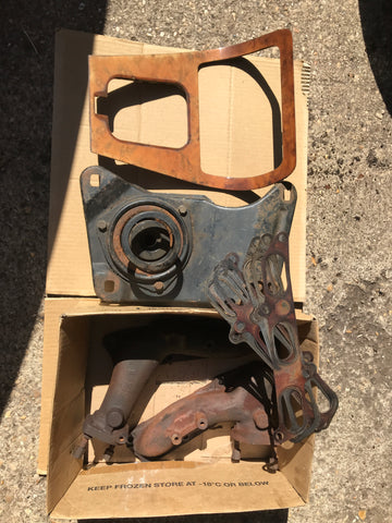 Jaguar XJ40 4.0 parts Job lot