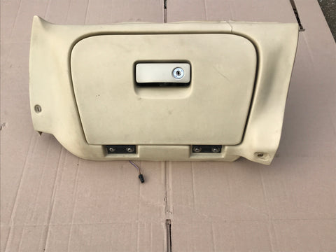Daimler JAGUAR X300 NDR Cream Glove Box Storage Compartment