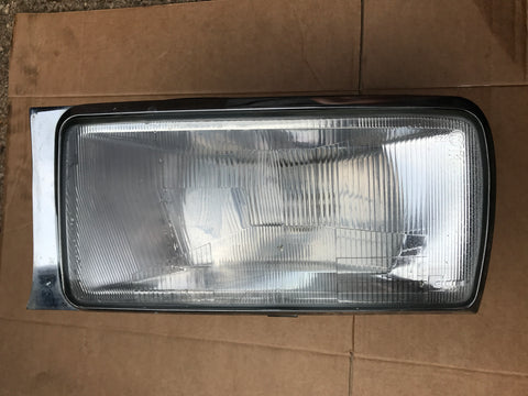 Jaguar Daimler XJ40 Sovereign LEFT SIDE Head lamp styled Fish tank light RHD
