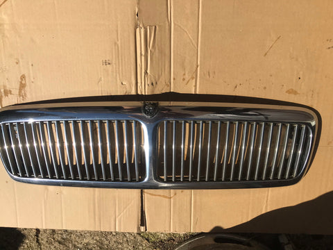 Jaguar X300 XJ6 Sovereign grill stainless steel chrome