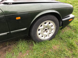 Jaguar X300 X308 Offside Driver's side front wing HFR SHERWOOD GREEN METALLIC