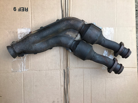 Jaguar XJ40 91-94 Catalytic Converter Exhaust downpipe