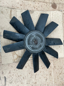 Daimler Jaguar XJ40 XJ81 6.0 V12 Viscous Cooling Fan 93-94