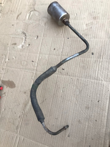 Jaguar X300 fuel line Hose pipe tank to filter NNA6082AH