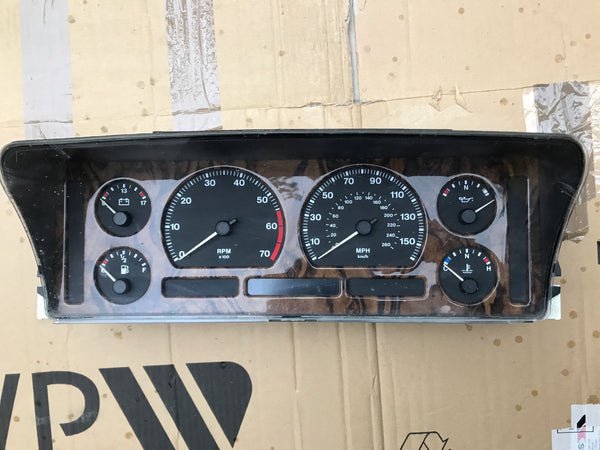 Jaguar X300 3.2 4.0 Dash Display Instrument Cluster Dials Clocks