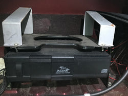 Jaguar X308 X300 GENUINE CD Changer with bracket LNF4160AAE