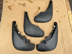 JAGUAR X300 XJ6 Genuine Parts Set Of 4 Mud flaps Guards