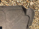 Daimler Jaguar XJ40 1994 model trunk boot liner carpet Rattan beige Doeskin