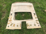 Jaguar Daimler  X300 94-97 XJ6 Headlining Headliner AGD Oatmeal With Sunroof spares or repairs
