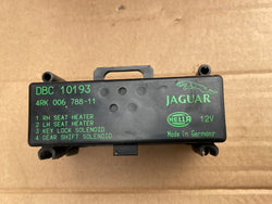 Jaguar XJ40 93-94 model relay DBC10193