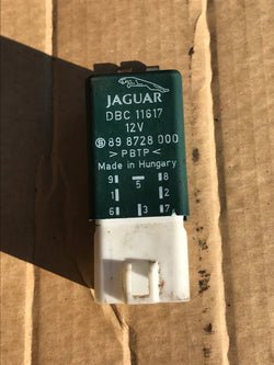 Jaguar XJ40 93-94 Cooling Fan Relay DBC11617 REFURBISHED