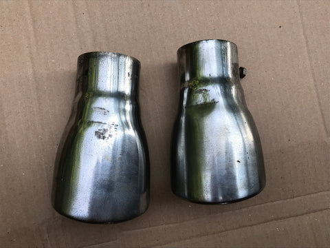 Jaguar X308 X300 Exhaust tips end finishers