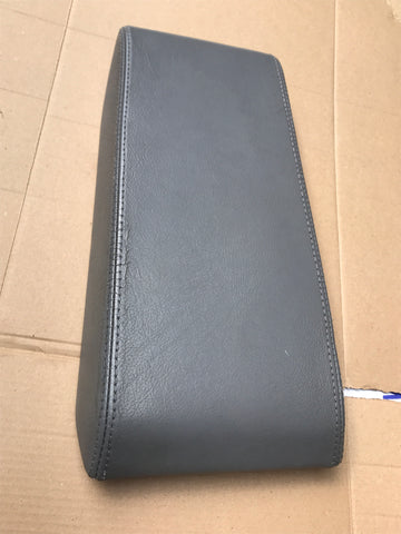 Jaguar Daimler XJ40 Leather Centre Console Lid Arm Rest LDY Savill Grey glove box