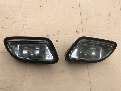 Jaguar x300 front Fog lamp set 94-97