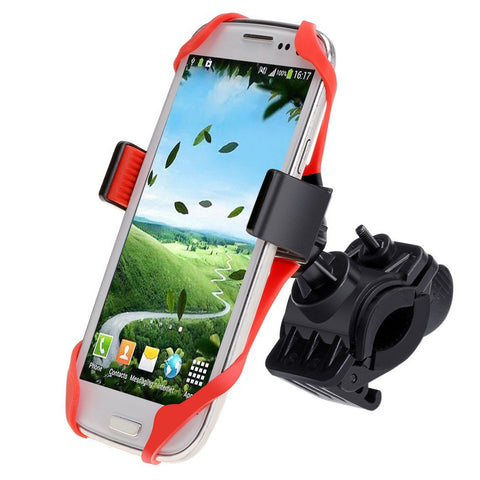 360 Degrees Handlebar Cell Phone Holder - Pedal Kingdom