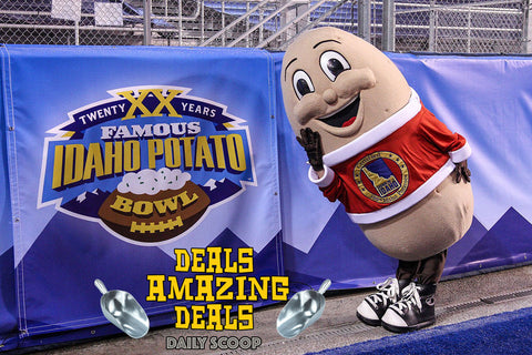 The Famous Potato Bowl Daily Scoop Deals Amazing Deals