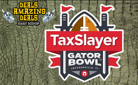 Daily Scoop TaxSlayer Gator Bowl Deals Amazing Deals