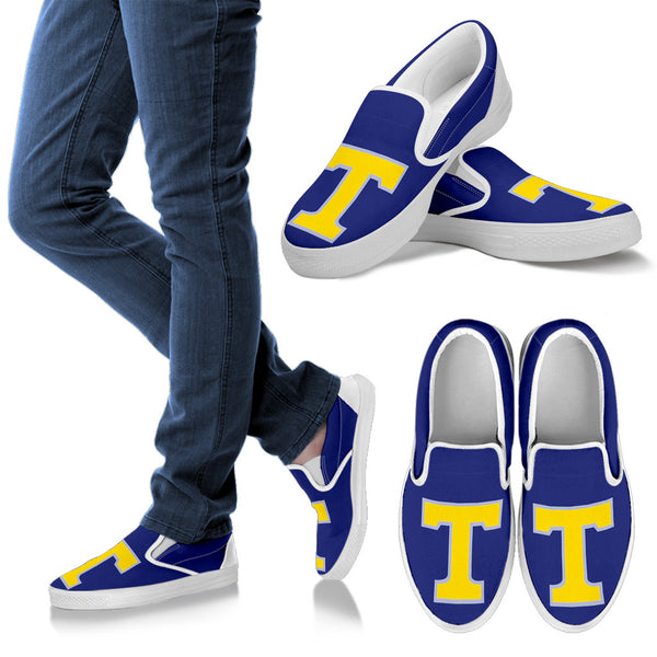 Tupelo Golden Wave T Slip Ons Mens