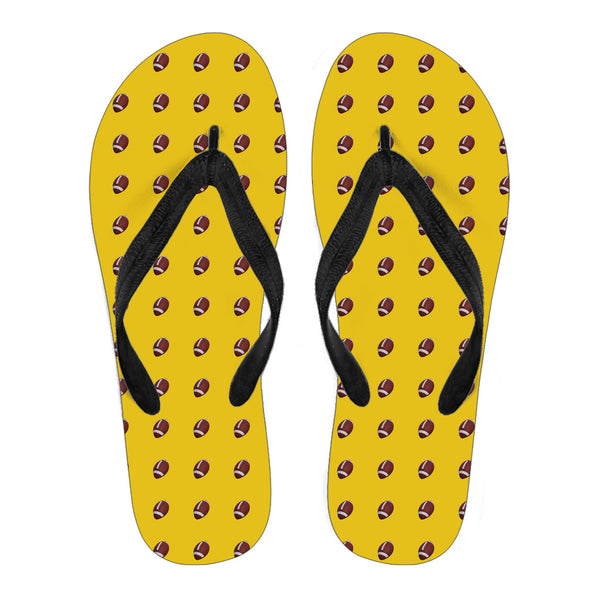 Men's Hawkeyes Flip Flops