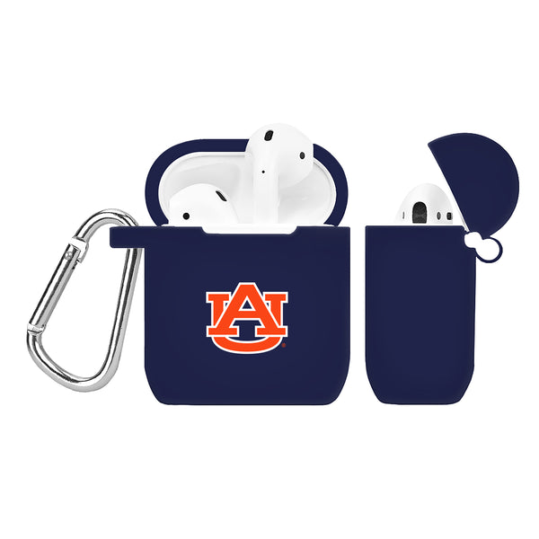Auburn Tigers Silicone Case Cover for Apple AirPod Case - DealsAmazingDeals.com