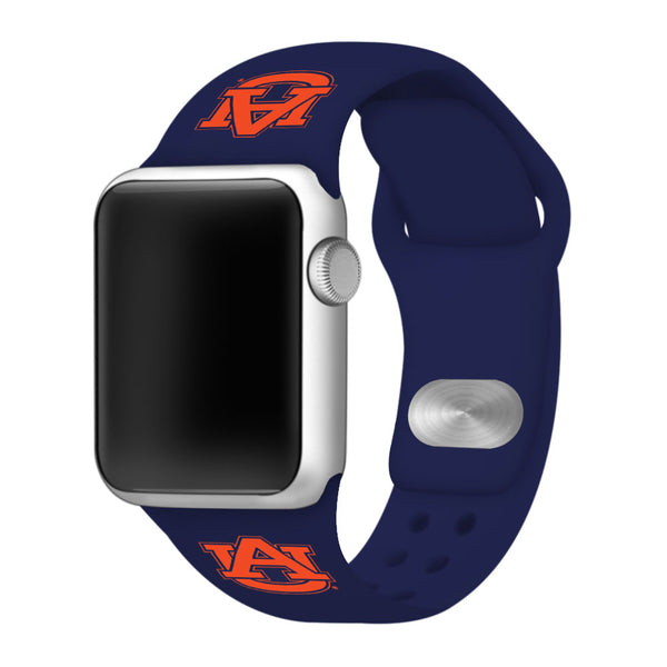 Auburn Tigers Replacement Apple Watch Band - DealsAmazingDeals.com