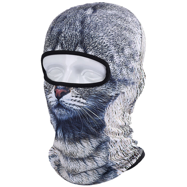 Cat Full Face Mask - DealsAmazingDeals.com