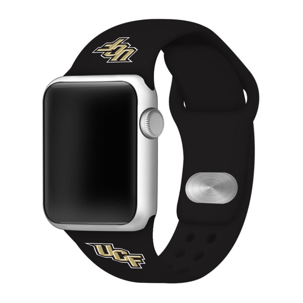 UCF Knights Replacement Band for Apple Watches - DealsAmazingDeals.com