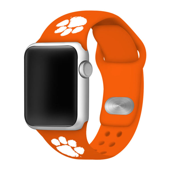 Clemson Tigers Replacement Apple Watch Band - DealsAmazingDeals.com