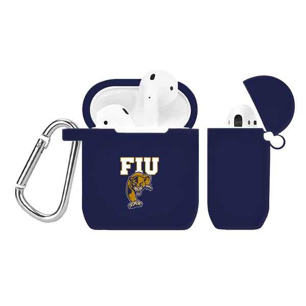 Florida International Panthers Silicone AirPod Case - DealsAmazingDeals.com