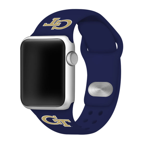 Georgia Tech Yellow Jackets Replacement Apple Watch Band