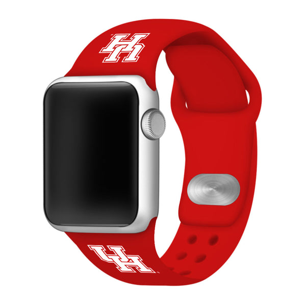 Houston Cougars Sport Band for Apple Watch - DealsAmazingDeals.com