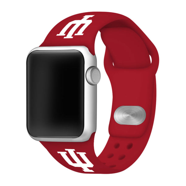 Indiana Hoosiers Sport Band for Apple Watch