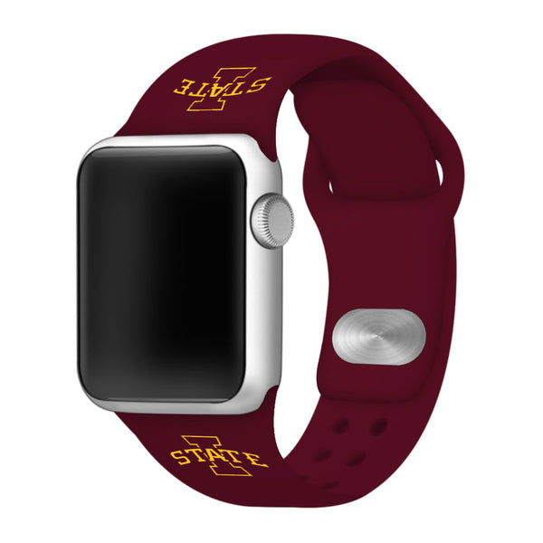 Iowa State Cyclones Sport Band for Apple Watch - DealsAmazingDeals.com