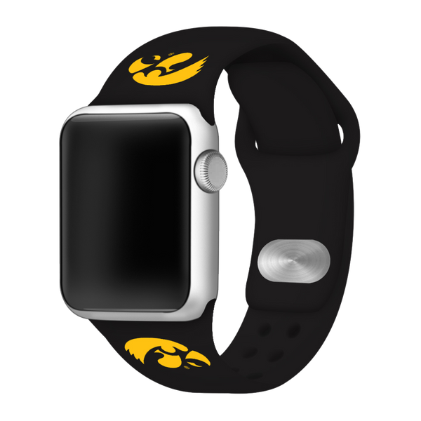 Iowa Hawkeyes Sport Band for Apple Watch