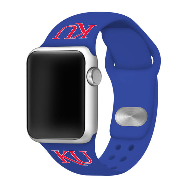 Kansas Jayhawks Sport Band for Apple Watch