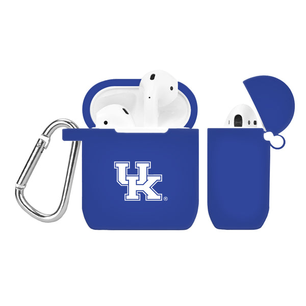 Kentucky Wildcats Silicone Case Cover for Apple AirPod Case - DealsAmazingDeals.com