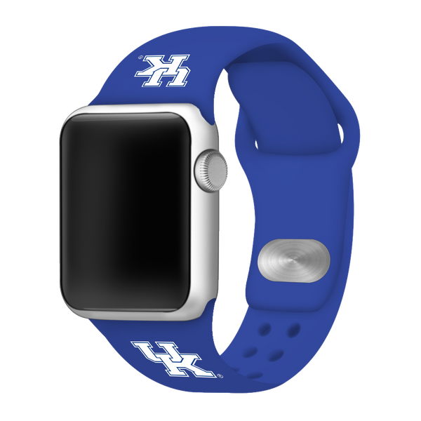 University of Kentucky Wildcats Sport Band for Apple Watch - DealsAmazingDeals.com