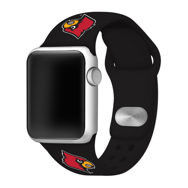 Louisville Cardinals Sport Band for Apple Watch - DealsAmazingDeals.com