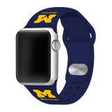 Michigan Wolverines Sport Band for Apple Watch