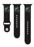 Michigan State University Spartans Replacement Apple Watch Band