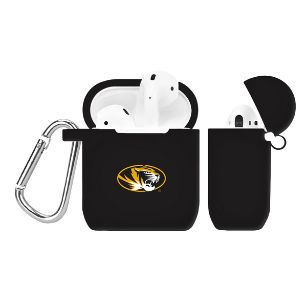 Missouri Tigers Mizzou Silicone AirPod Case