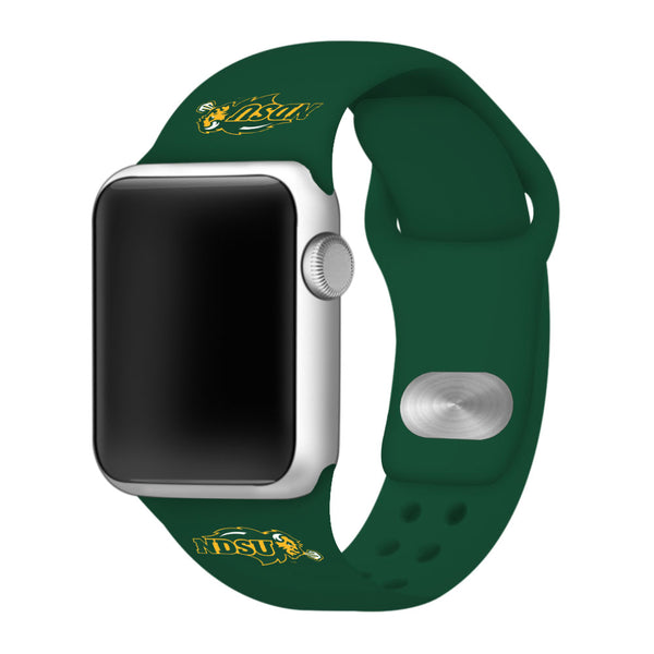 North Dakota State Bison Replacement Apple Watch Band