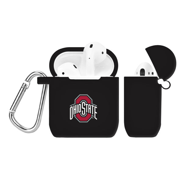 Ohio State Buckeyes Silicone Case Cover for Apple AirPod Case