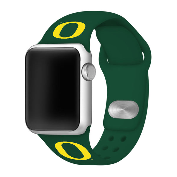 Oregon Ducks Sport Band for Apple Watch - DealsAmazingDeals.com