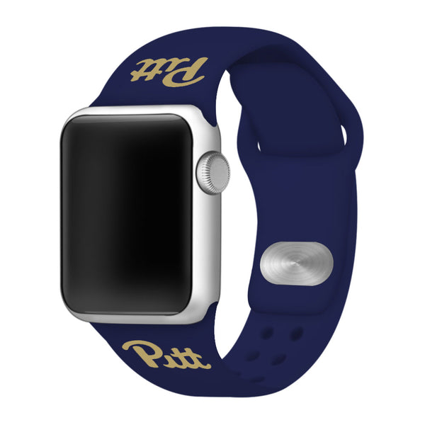 Pittsburgh Panthers Sport Band for Apple Watch - DealsAmazingDeals.com