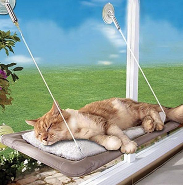 Awesome Cat Window Hammock - DealsAmazingDeals.com