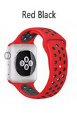 Flexible Breathable Sport Style Replacement Apple Watch Band - DealsAmazingDeals.com