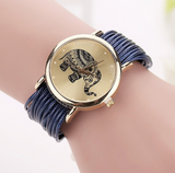 FREE Elephant Bracelet Watch
